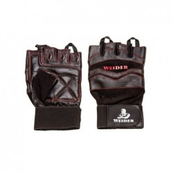 Weider Gloves Fitness Red 1208